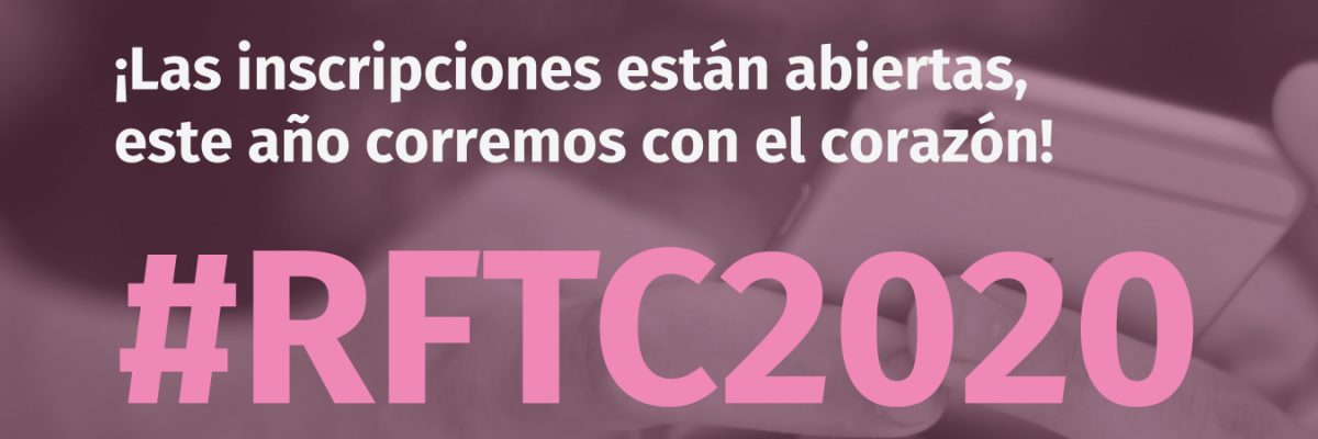 Inscripciones Race For The Cure
