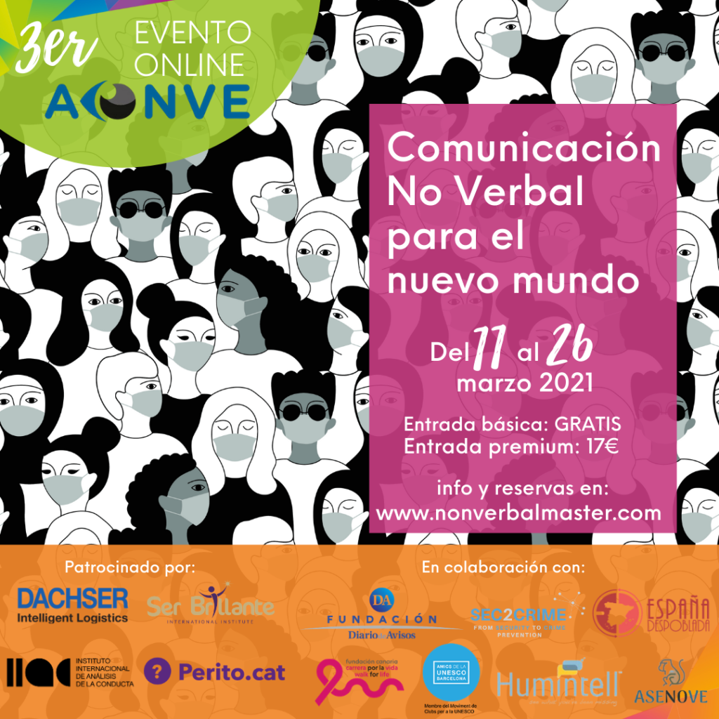 evento comunicación no verbal